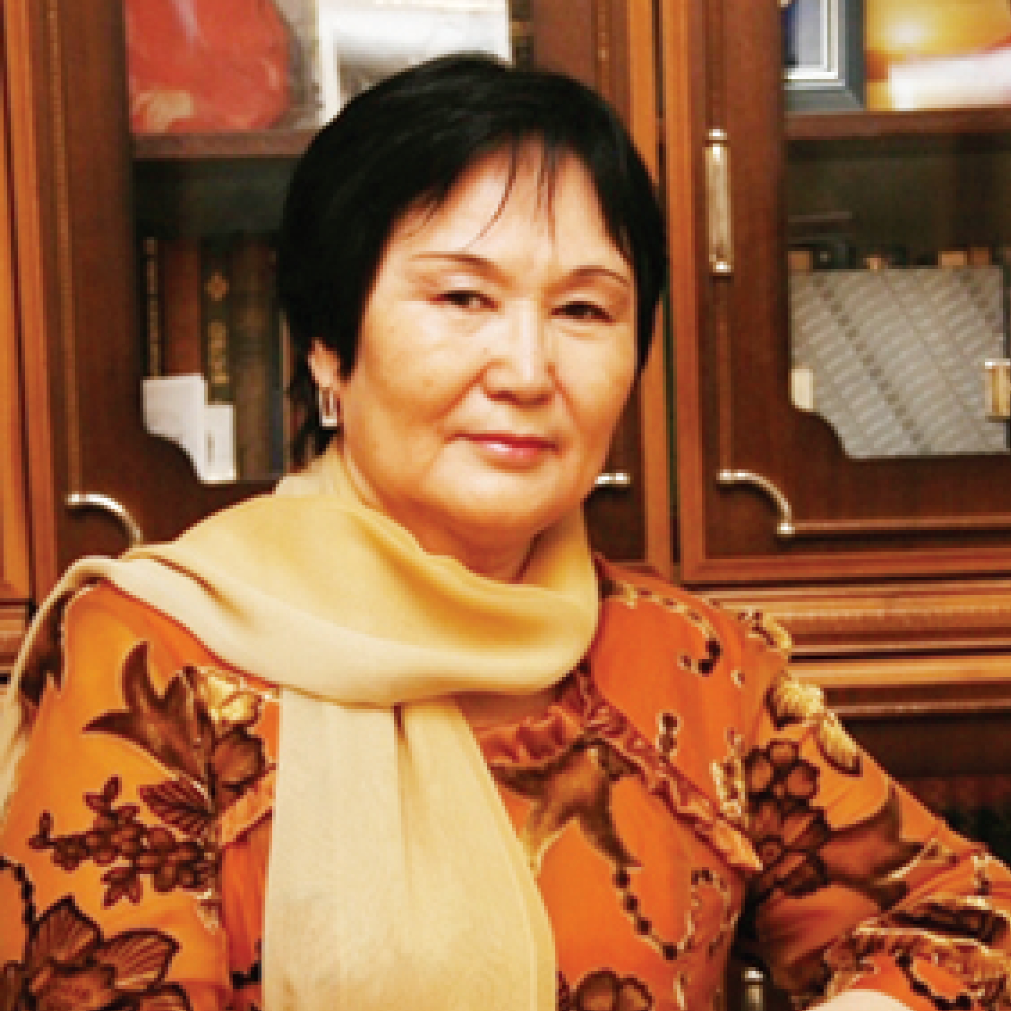 Жадыра Дәрібаева