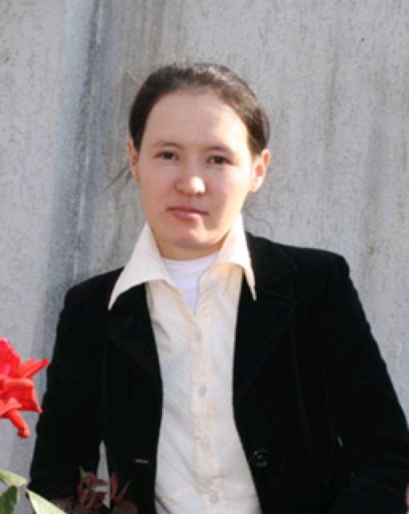 Сағадат Ордашева